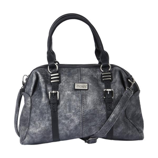 Tasche Amelia grau metallic