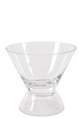 Vase, Glas, rund