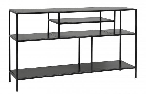 Eisen-Sideboard offen