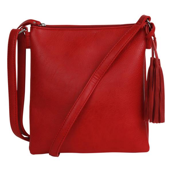 Tasche Lottie rot